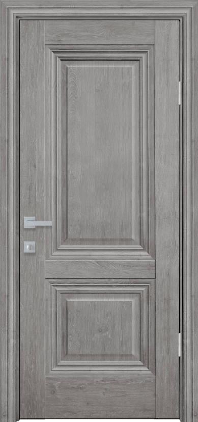 """Двері міжкімнатні глухі новий стиль Прованс """"Канна A"""" 60,70,80,90 горіх скандинавський"""