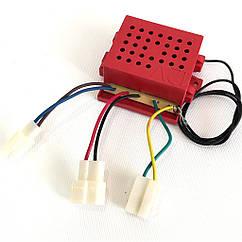 Блок управления Bambi 27 MHz 12V для детского электромобиля