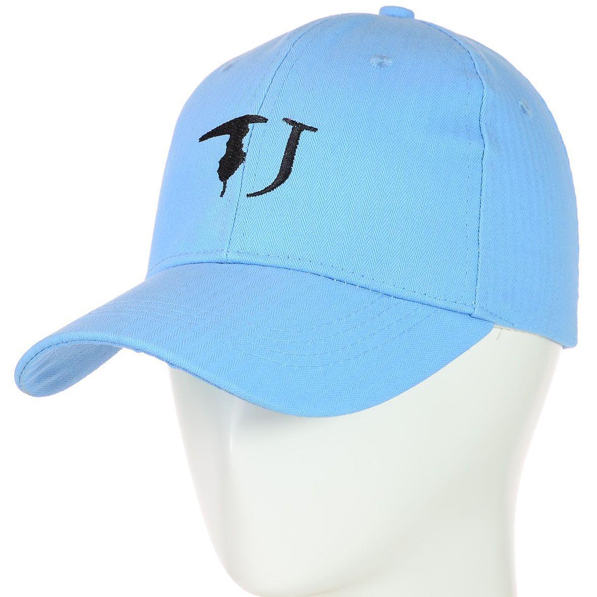 Бейсболка 62017-21-5 голубой