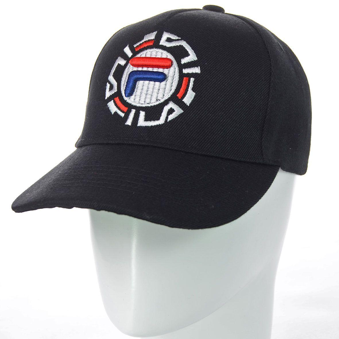 Бейсболка BKH19716 черный