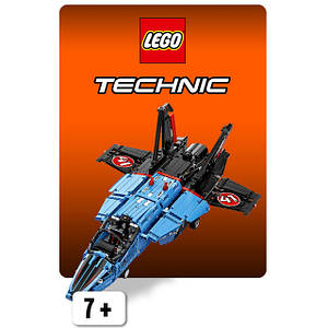 Конструктори LEGO Technic
