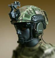 Кавер тактичного шолома FAST HELM Multiсam