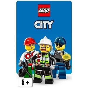 Конструктори LEGO City