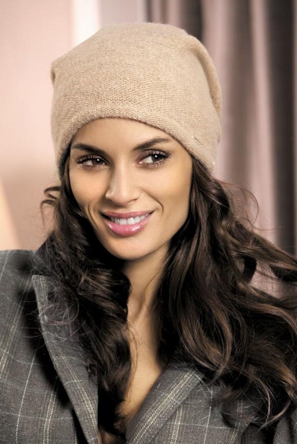 Красивая шапка от Kamea - Mirela.