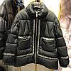 Пуховик, женская короткая куртка стойка 2 цвета