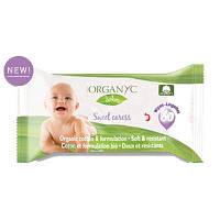 Детские органические влажные салфетки