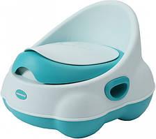 Детский горшок Babyhood Изобретатель светло-голубой (BH-112LB)