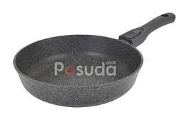 Сковорода антипригарная с индукционным дном Биол 24 см 24074И