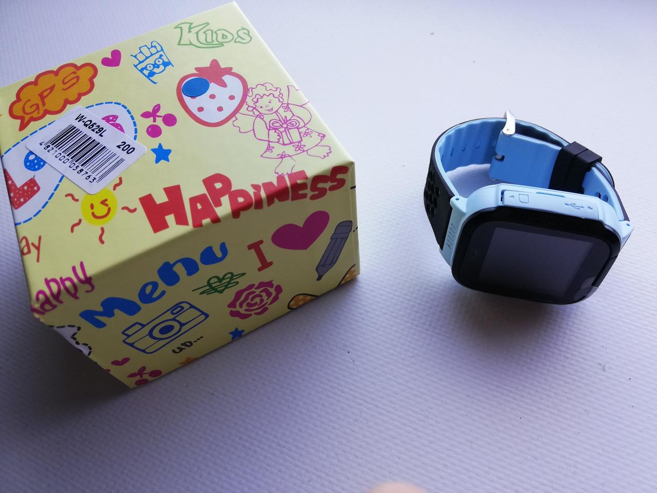 Детские Smart часы Q529