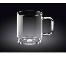 Кружка стеклянная Wilmax Thermo 200 мл WL-888604