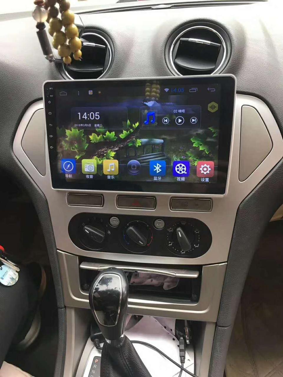Штатна Android Магнітола на Ford Mondeo 4 2010-2014 Model 4G-solution (М-ФМ4-10-4Ж)