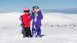 Сток! Горные лыжи детски Salomon, Head
