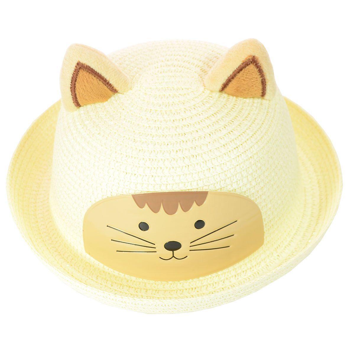 Шляпа детская 152017-4 молочный