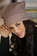 Красивая шапка от Kamea-Melanie .