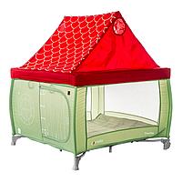 Игровой детский манеж - палатка со съемной крышей 100х100см CARRELLO Treviso CRL-11603, разные цвета