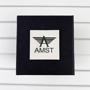 Коробочка с логотипом AMST Black