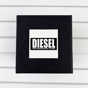Коробочка с логотипом Diesel Black