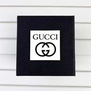 Коробочка с логотипом Gucci Black