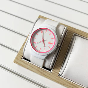 Lacoste 2613 White-Pink