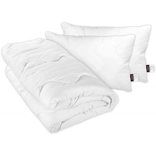 Набор Basic Platinum (Одеяло + 2 подушки)