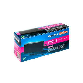 Сетевой блок питания MastAK SW-2125 (12V 5000mA)