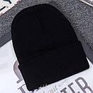 Стильна шапка, фото 2
