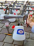 Торнадор Z 020 Пневмо пистолет для химчистки текстиля мебели Tornador, фото 3