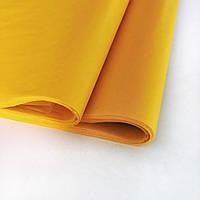 Папір тішью АПЕЛЬСИНОВИЙ (50х75 см)