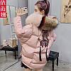 Пуховая стеганая куртка женская короткая зима 2019 года новая корейская версия свободная стеганая куртка в китайском стиле тренд хлебной куртки