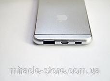 Портативний Зарядний Пристрій Power Bank iPhone 16000 mAh. Портативна зарядка повербанк., фото 3