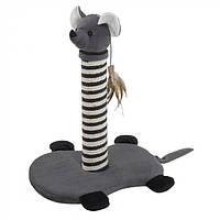 Столбик-когтеточка для кошек Ferplast PA 4005 (40 x 30 x 55 см.)