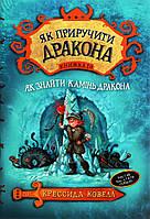 Книги для детей младшего школьного возраста. Як приручити дракона. Книга 10. Як знайти Камінь Дракона