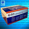 Шприцы инсулиновые BD Micro Fine Plus U-100 0,5 мл (США, Нью-Джерси)