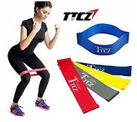 Набор резинок для фитнеса Fit4u (5 шт.) (200)A9(95240), фото 1