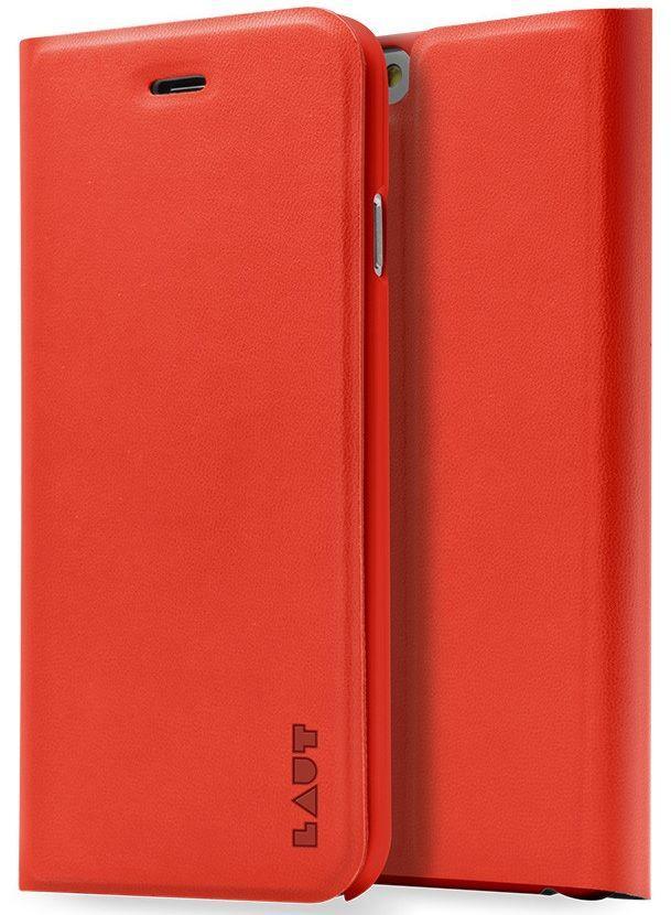 Чехол Laut Apex Mirror Apple iPhone 6, iPhone 6s Red (LAUT_IP6_FOM_R)