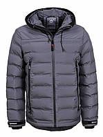 Мужская зимняя куртка, большие размеры, в трёх цветах Glo-story Венгрия