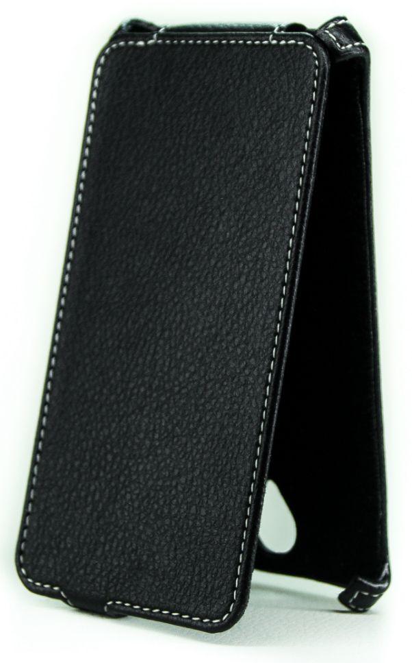 Чехол Status Flip Series Lenovo A Plus A1010a20 Black Matte