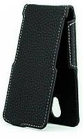 Чехол Status Side Flip Series Blackview BV5000 Black Matte