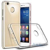 Чехол 1TOUCH TPU Ultra Thin Air Xiaomi Redmi 4X Clear