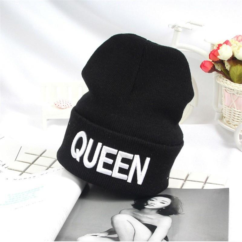 Мега-крута Стильна модна шапка Queen