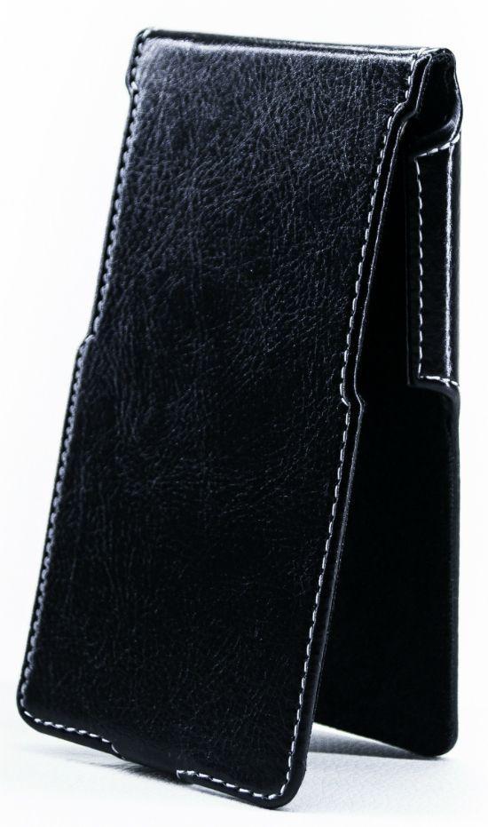 Чехол Status Side Flip Series Sony Xperia E5 F3311 Black