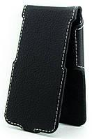 Чехол Status Side Flip Series LG K220DS X Power Black Matte