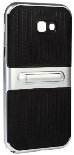 Чехол BeCover Elegance Samsung A720 Galaxy A7 2017 Silver (701140)