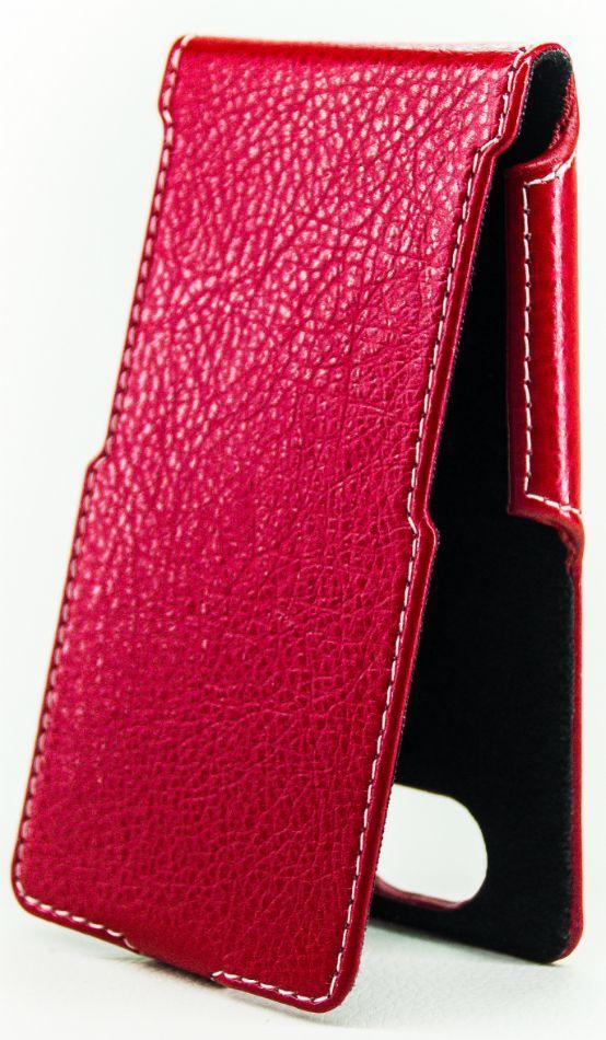 Чехол Status Side Flip Series TP-Link Neffos C5 Max Red