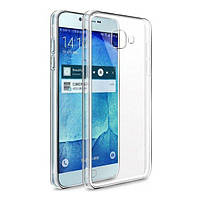 Чехол 1TOUCH TPU Samsung A520 Galaxy A5 2017 Transparent