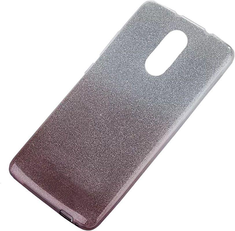 Чехол TOTO TPU Case Rose Series Gradient Xiaomi Redmi Note 4x Black (F_52333)