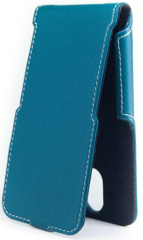 Чехол Status Side Flip Series Xiaomi Redmi Note 4X Turquoise