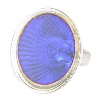 Лампа галогенная GU5.3 MR16 20W BLUE BT FORA, фото 1