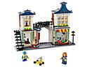 Конструктор Lego Creator 31036 Бакалейно-игрушечный магазин, фото 4
