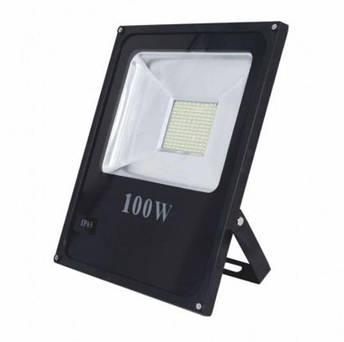 Прожектор RIGHT HAUSEN STANDARD LED 100W 6500K IP65 Чорний HN-191252, фото 2